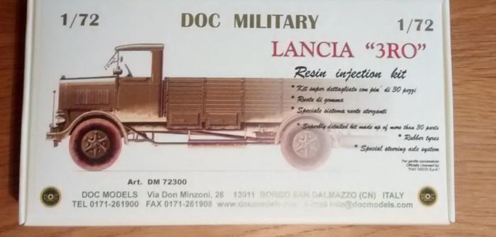DOC Military 72300 LANCIA 3RO