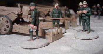 Zugmittel für italienische Artillerie: Cannone da 149/40 modello 35