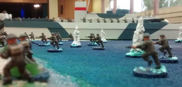 Der Spieler der alliierten Seite erhält pro Runde ein weiteres LCVP-Landungsboot, das mit einem 10er-Trupp ausgestattet ist.