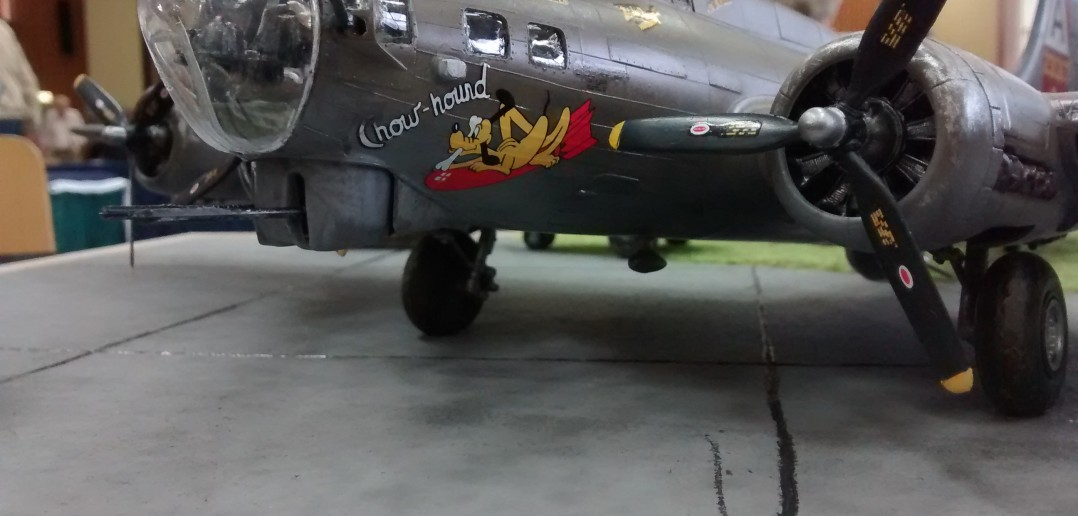 """Boeing B-17 Flying-Fortress """"Chow-Hound"""""""