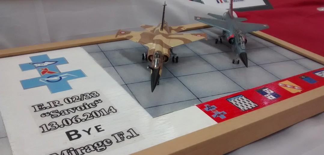 """Mirage F.1 """"Savoie"""""""