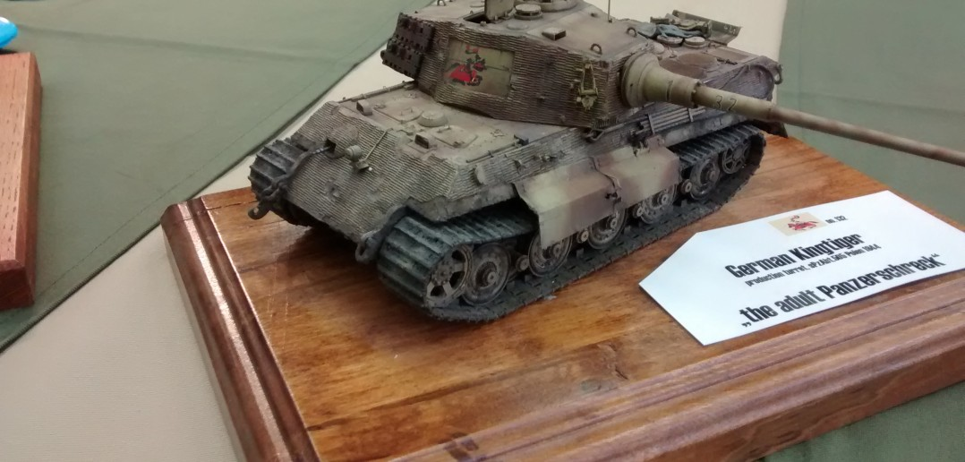 Panzer VI Königstiger