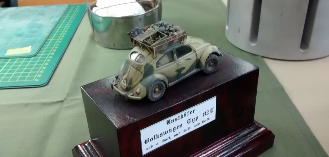 Lastkäfer Volkswagen