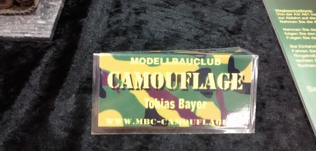 Modellbauclub Camouflage