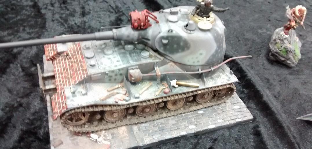 Panzer VII (leichter) Löwe