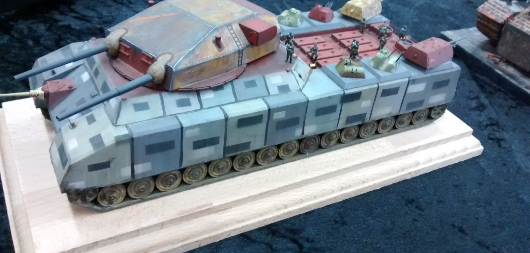 "Landkreuzer P.1000 ""Ratte"""