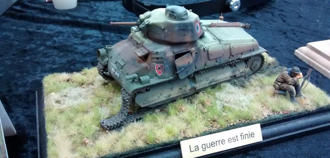 Französischer Panzer Somua S35