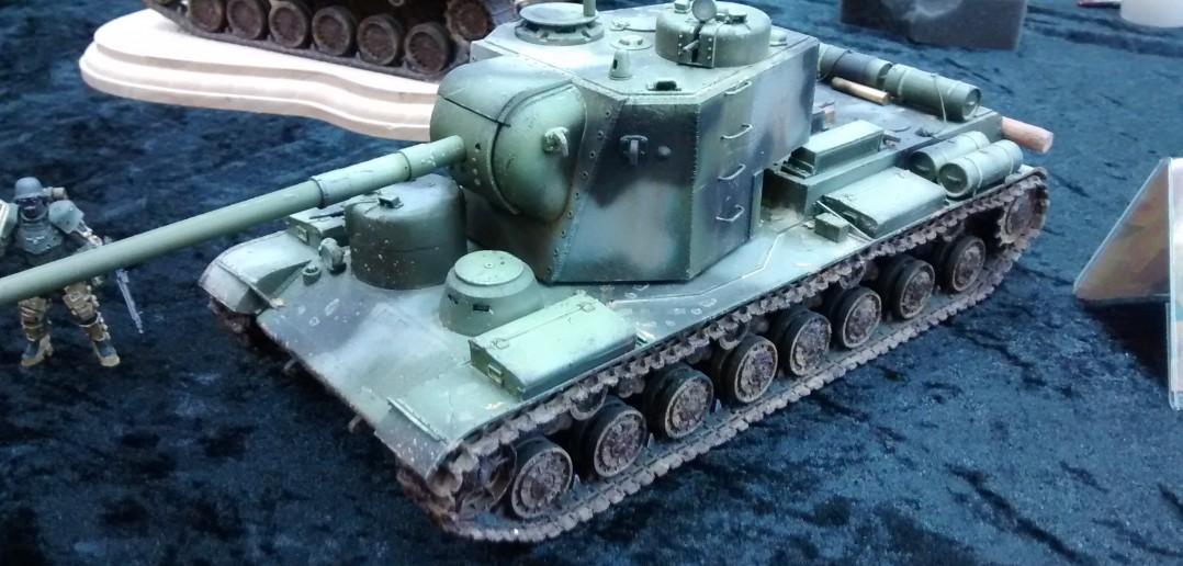 Russischer Panzer KV 220