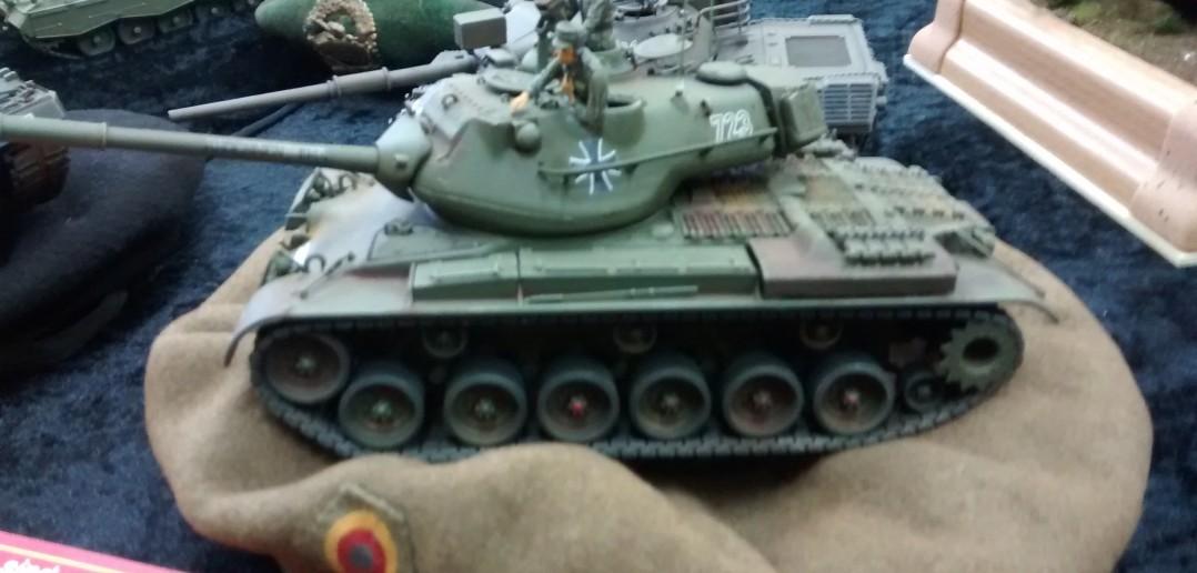 Bundeswehr Kampfpanzer M-47