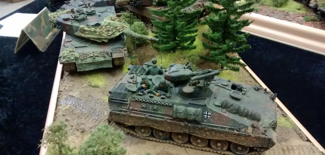 Bundeswehr Schützenpanzer Marder