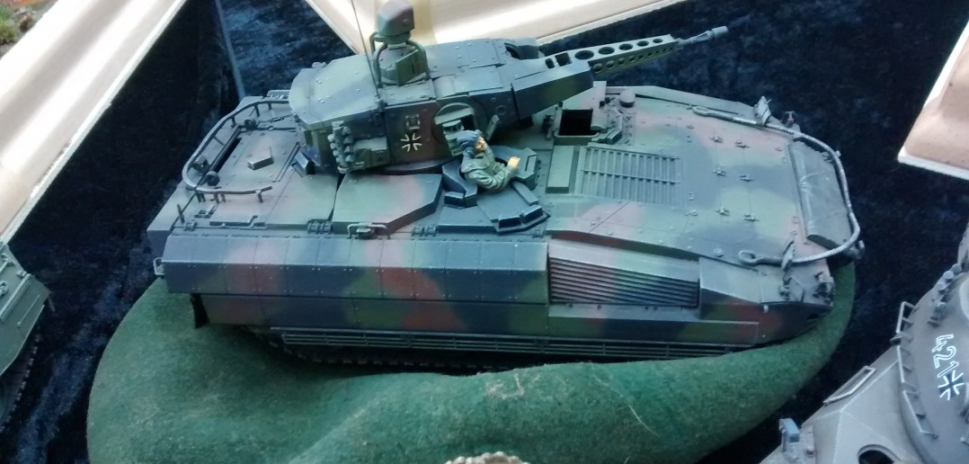 Bundeswehr Schützenpanzer- Puma