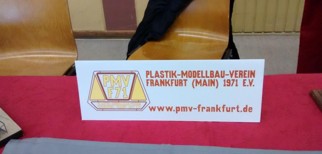 Plastik Modellbau Verein Frankfurt 1971