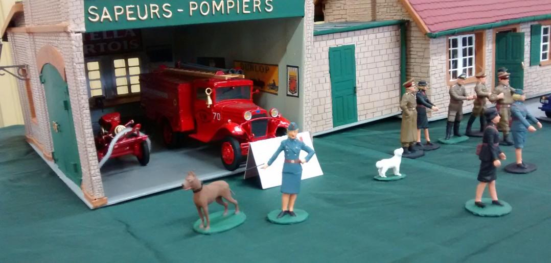 Sapeurs et Pompiers Belgiques