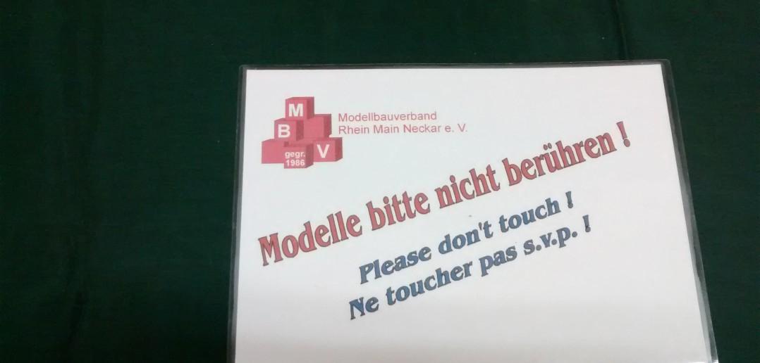 Modellbau Verband Rhein-Main-Neckar