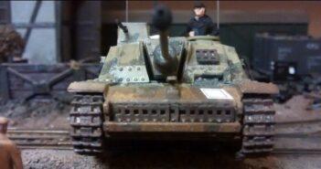"""Mein Wiedereinstieg in den Modellbau - und gleichzeitig ins Wargaming mit """"BO"""" (Behind Omaha) erfolgte mit einigen Sturmgeschützen StuG III und StuH 42"""