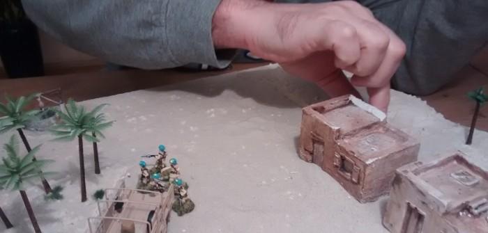 Plasti zieht weitere Truppen nach.