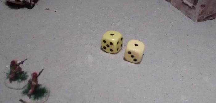 """Die beiden MP-Schützen legen eine Doppel-""""1"""" hin."""