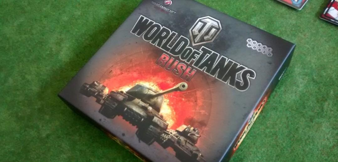 """Kartenspiel """"World of Tanks"""", entwickelt von Nikolay Pegasov, erschienen  bei Hobby World."""