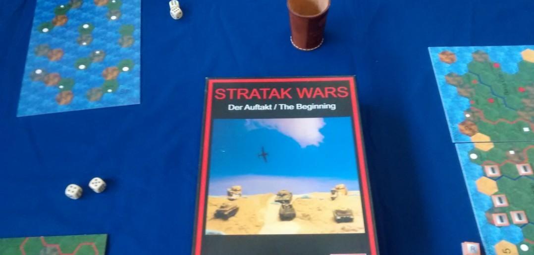 Stratak Wars von STRATAK-Spiele in Eschborn.