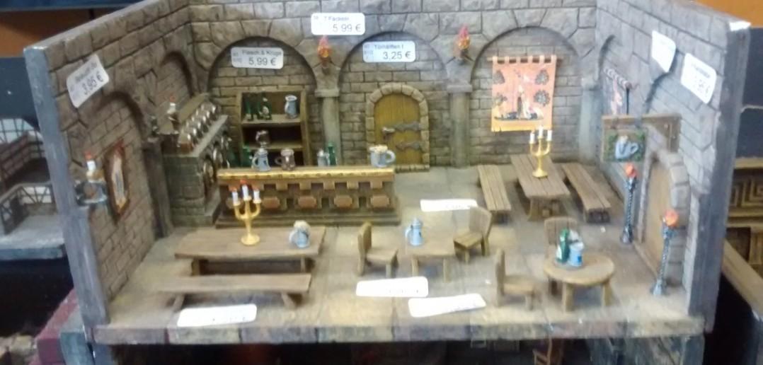 Für 3D-Spielfelder bietet Thomarillion sehr, sehr geile Accessoires und Aus- und Einrichtungsgegenstände.