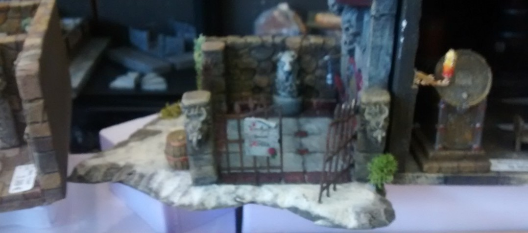 Auch für den anspruchsvollen Zombie hat man hier hübsche Friedhöfe auf Lager.