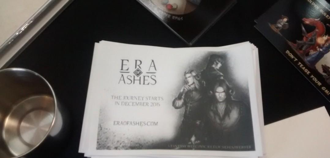 Era of Ashes