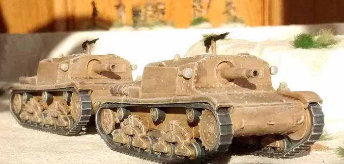 Nachschub für Afrikakorps und die british 8th Army