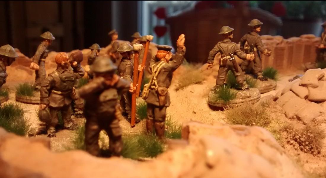 British Expeditionary Force: Sturmtiger @ France Strelets-a004-6-inch-mk-xix-cannon-13-zweiter-Feuerschlag