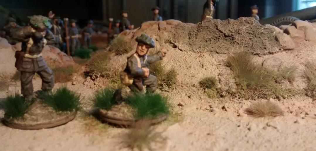 "VB an Batterie: ""Panzerpulk auf 12 Uhr"""