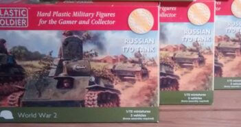PSC Plastic Soldier Company WW2V20009 Russian T-70, 1:72, 20mm