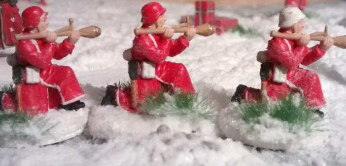 Die Weihnachts-Faustniks.