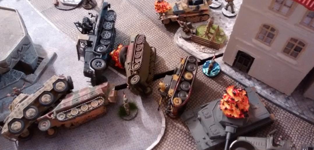 Schließlich nehmen die Kanadier den Pak-Bunker des WN 27 ein.