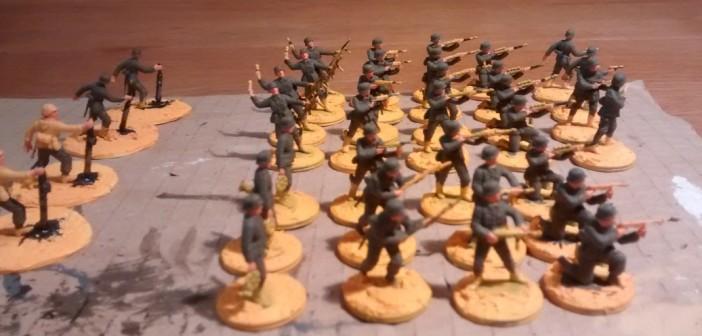 """Figuren-Projekt """"Panzer-Grenadiere im Sommer / Early War"""""""