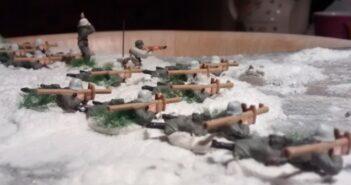 Ostfront reloaded: Funker, schwere Mörser, Flammenwerfer und Panzerschrecks für den Winter