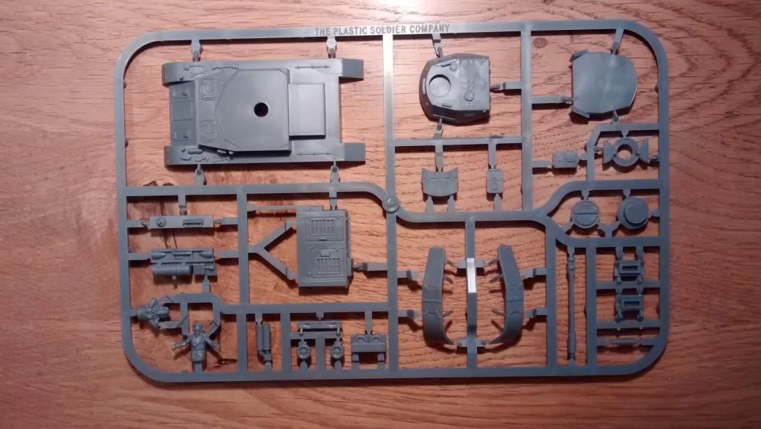 PSC Plastic Soldier Company WW2V20002 German Panzer IV,  Bitz 2, Seite 1