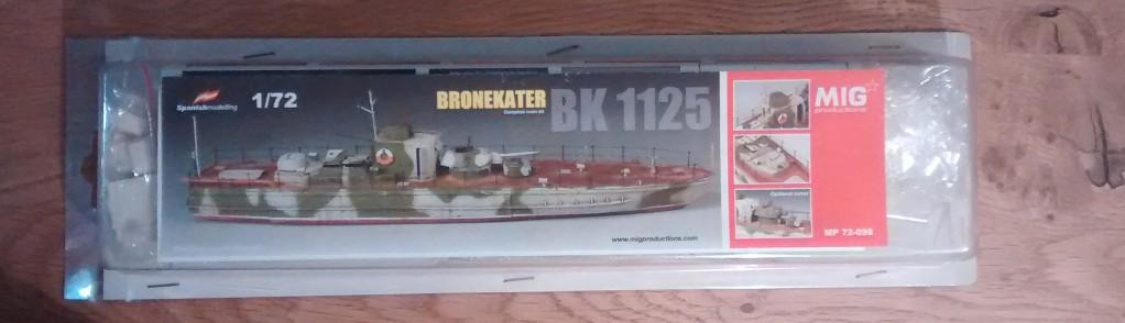 Rüstungsspirale #29: Wasserfahrzeuge aller Art MIG-Productions-Bronekater-BK-1125-01-Box