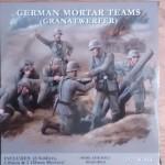 Pegasus 7204 German Mortar Teams war vor einem Jahr meine Rettung aus tiefster Not.
