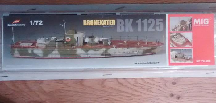 Bronekater BK-1125 von MIG Productions