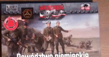 First to Fight 018: WKII Deutsche Offiziere, Granatwerfer, Landser