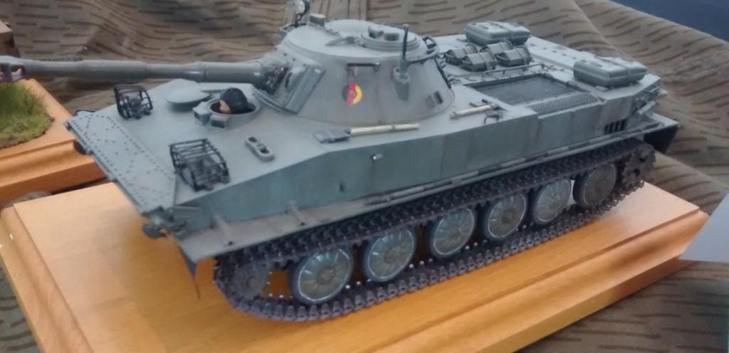 Der PT-76-B der NVA darf in meinem Forum ebenfalls nicht fehlen.