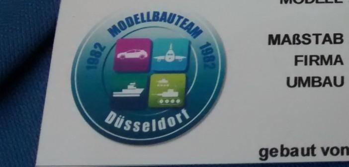 Modellbauteam Düsseldorf 1982