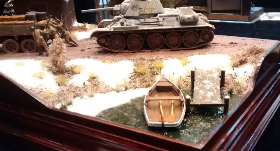 """""""Haus am See"""" - mit T-34/76"""