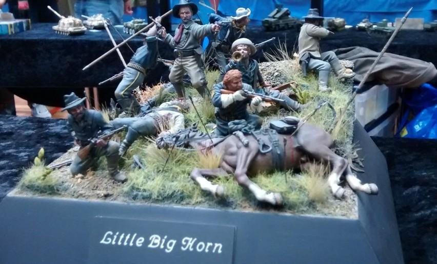 Eine Szene aus Amerika: Die 7th US-Cavalry wird am Little Big Horn vernichtend geschlagen.