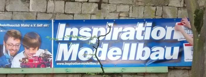 """Ankündigung: die """"Inspiration Modellbau 2016"""" wirft ihre Schatten voraus..."""
