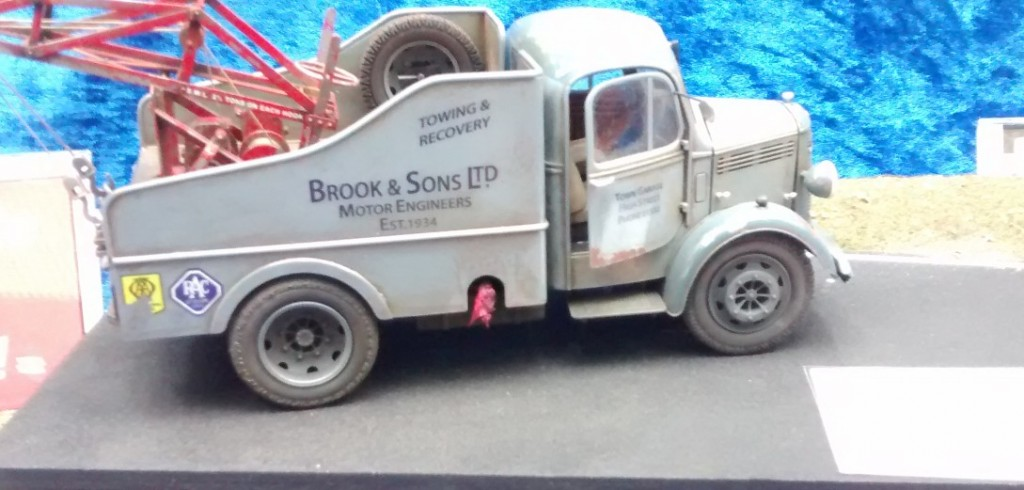 """Truck """"Brook and Sons"""""""