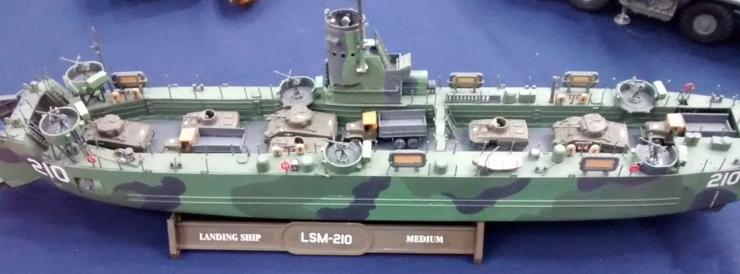 Landingship LSM-210 medium