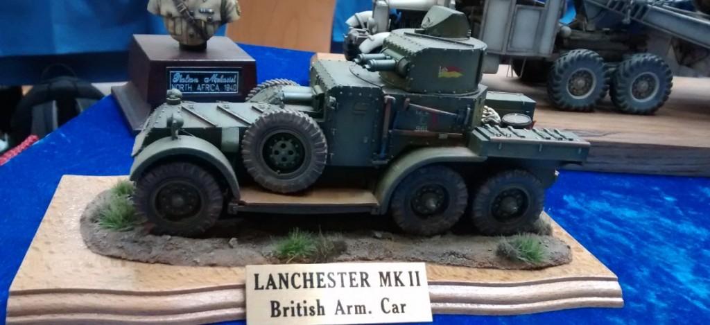 Ein Lanchester Mk II