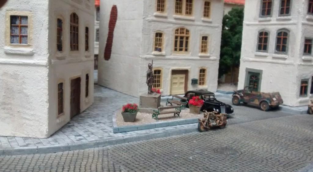 Marechal Pétain à la Mairie