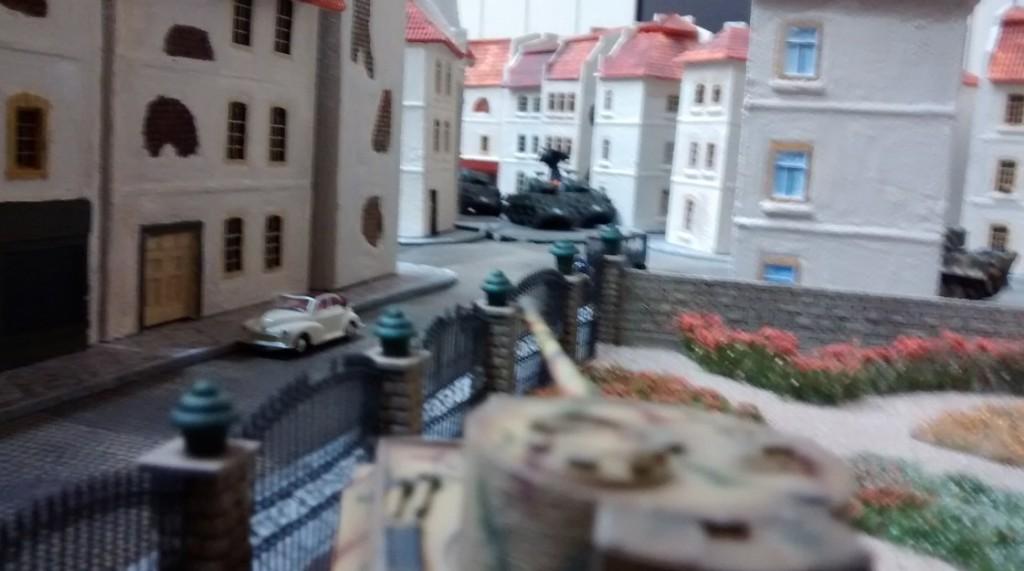 Shermanjagd: Tiger im Rosengarten