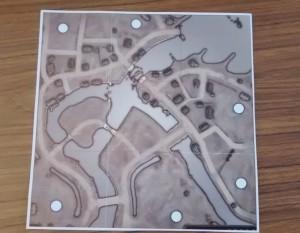 """Company of Heroes / CoH liefert  mit dieser Map zur Schelde eine sehr guten Beitrag, der die Entwicklungsarbeiten an der bespielbaren Dioramenplatte """"Schelde"""" vorantreibt."""
